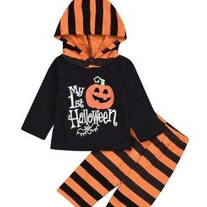 New Boutique My 1st Halloween Set